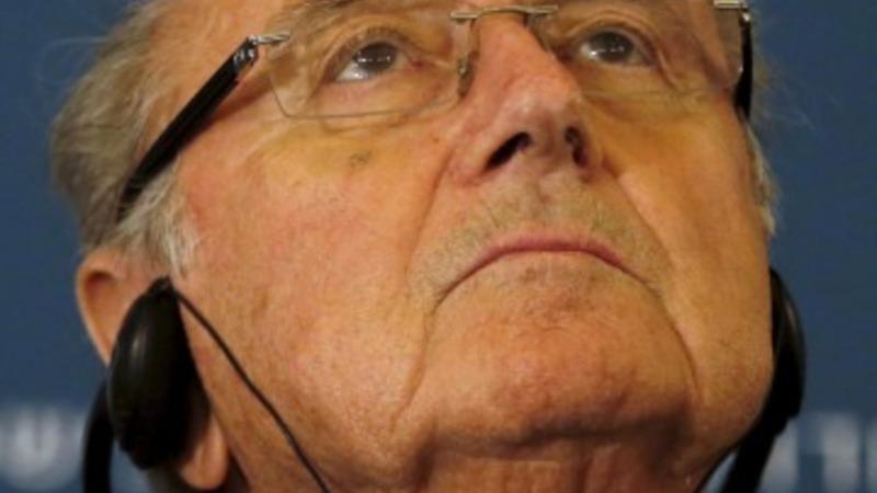 Arrests put Blatter's future on line