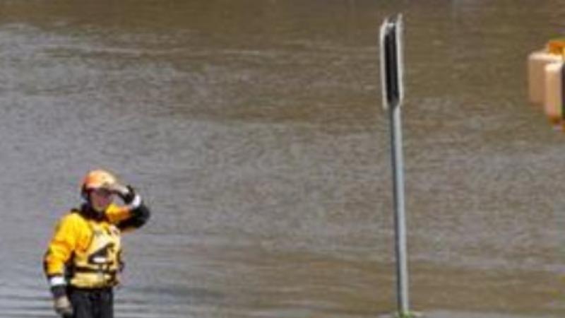 Texas dam breached as flood death toll rises