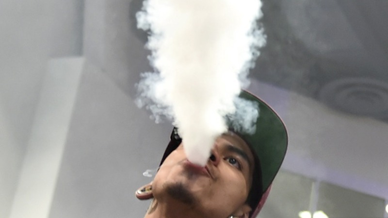 Is nicotine really all that bad?