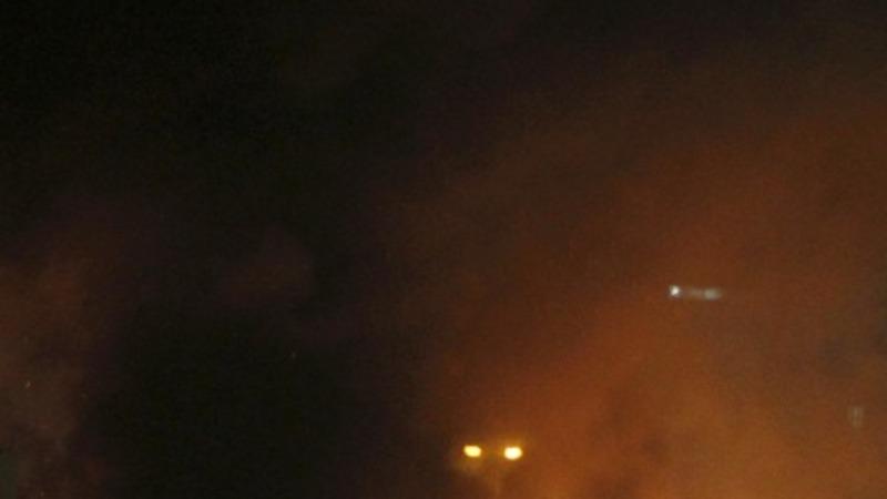Dual car bombs explode at top Baghdad hotels