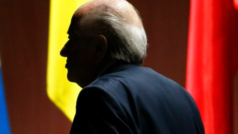 FIFA chief seeks re-election amid scandal