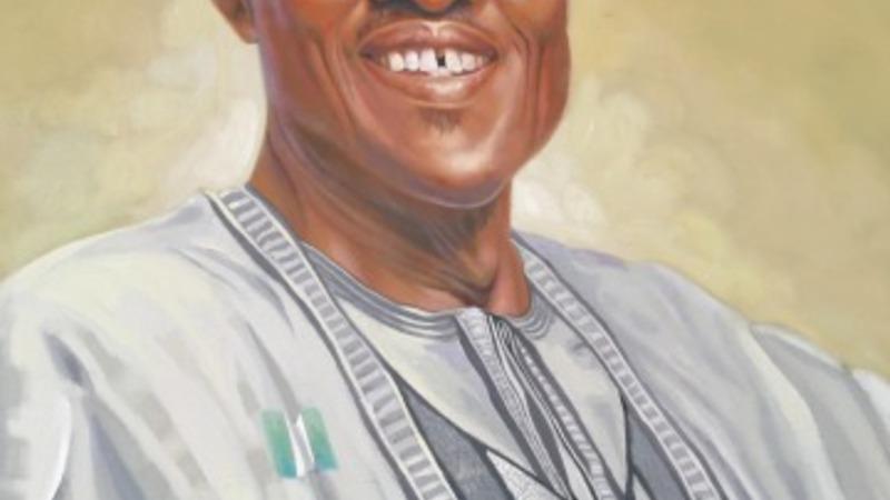 Nigeria's Buhari sworn in