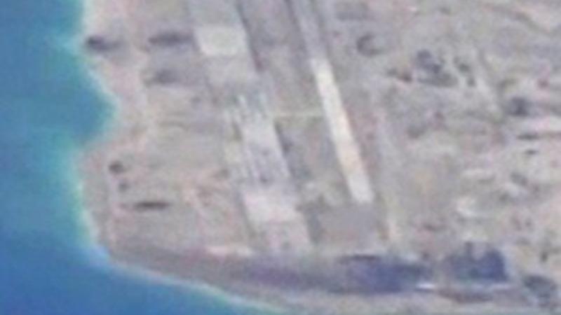 US slams China for guns in South China Sea
