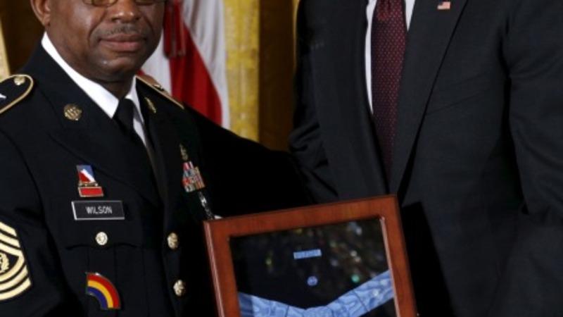 VERBATIM: Obama awards posthumous Medals of Honor