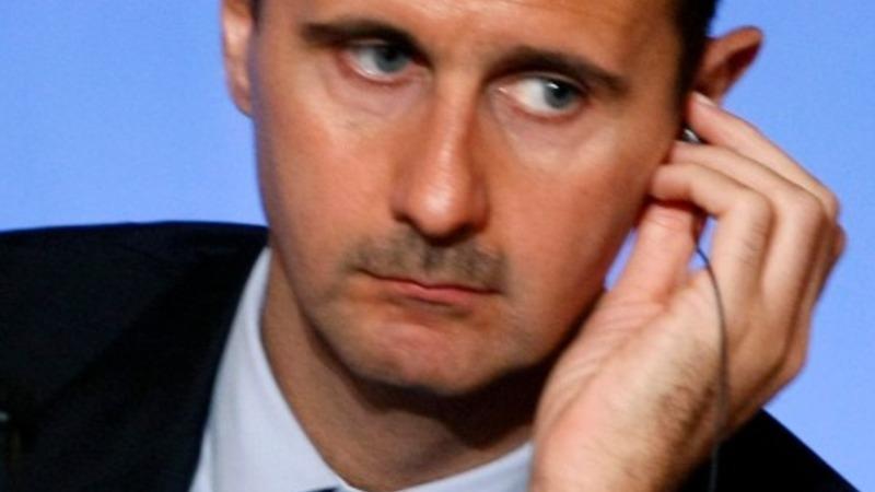 Assad's options as Islamic State advances