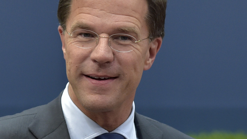 VERBATIM: Dutch PM says Grexit still can't be ruled out