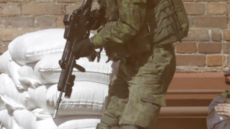 Baltic states prepare for war