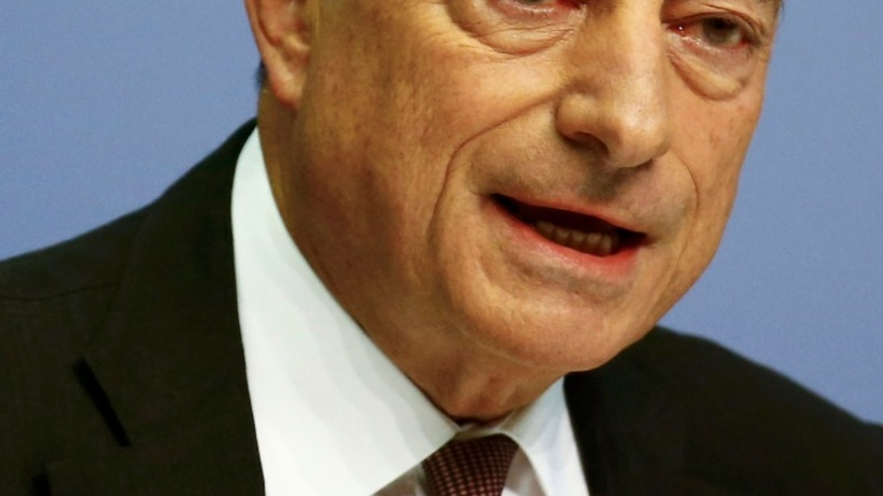 ECB chief: Get used to wild markets