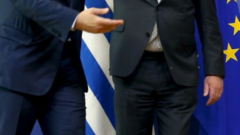 """Progress"", but no sign of Greek deal"