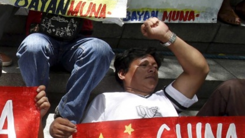 VERBATIM: Filipino activists take on Beijing