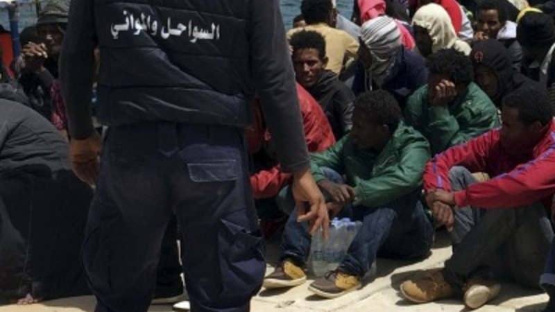 Libya's coast guard struggles with smugglers