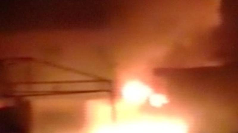 90 killed in Ghana gas station blast