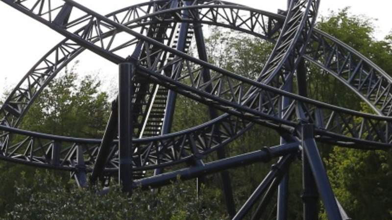 Alton Towers crash: Four rollercoasters shut