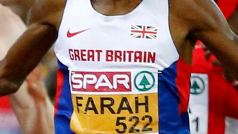 VERBATIM: Mo Farah stands by coach