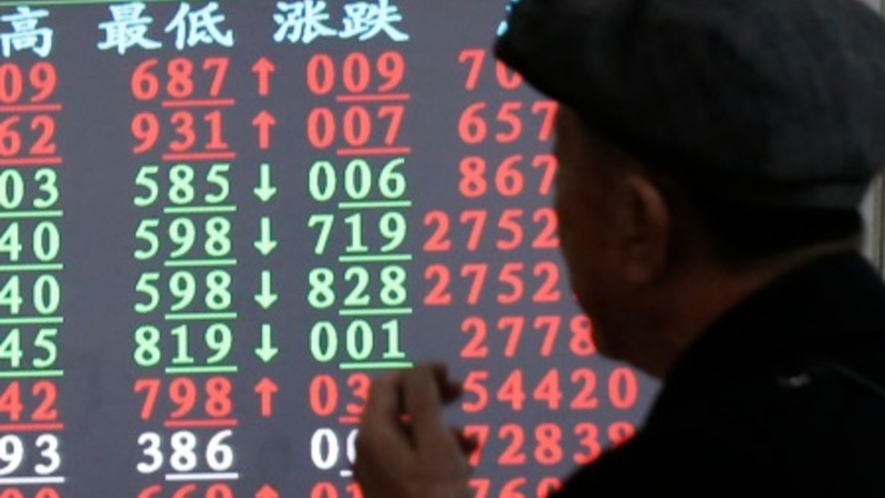 A snub to China by money movers