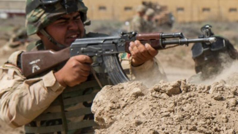 U.S. sends 450 more advisers to Iraq