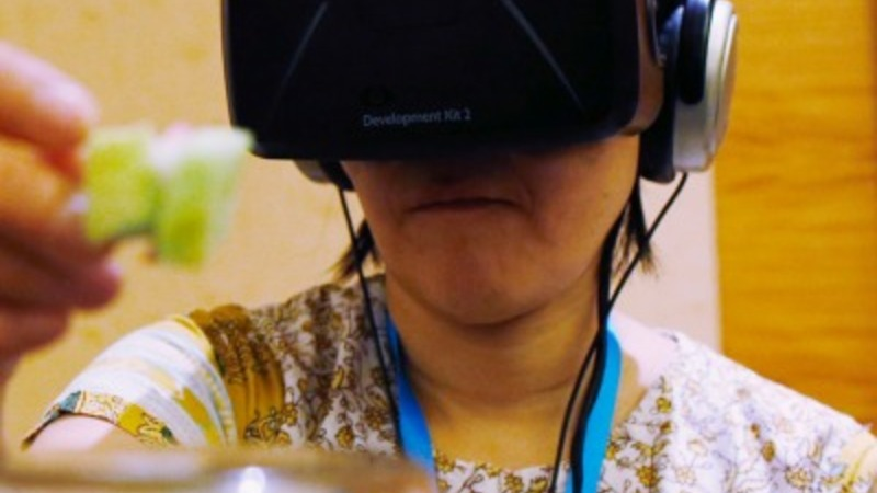 Doctors using virtual reality to treat patients