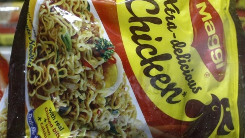 U.S. testing Nestle noodles after India recall