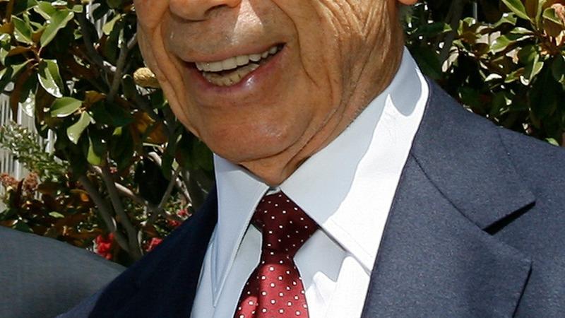 Billionaire investor Kirk Kerkorian dies