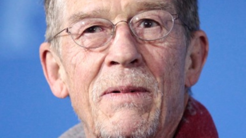 Sir John Hurt diagnosed with cancer