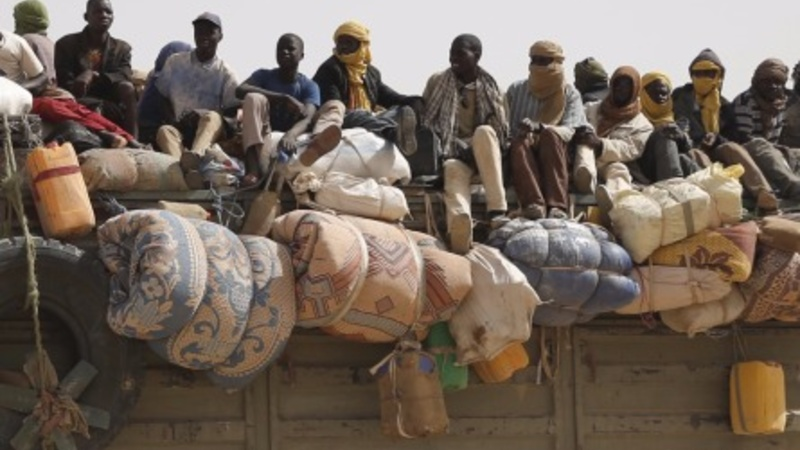 Niger's corrupt migrant control exposed