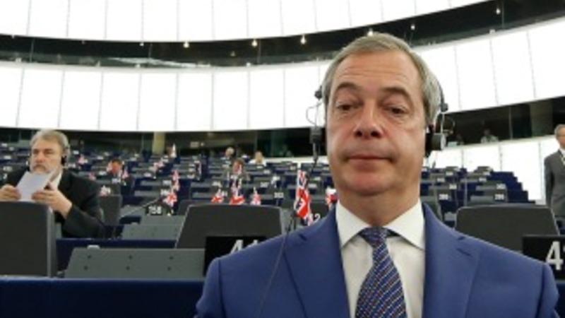 UKIP launch 'Brexit' campaign