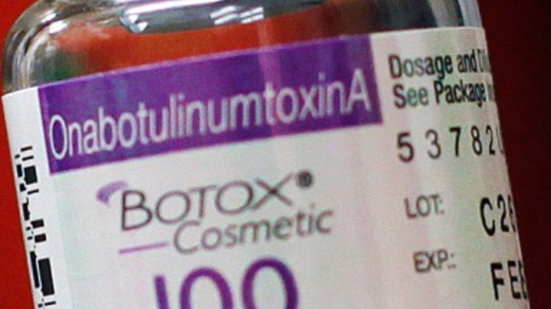 Botox maker buys double chin deflator