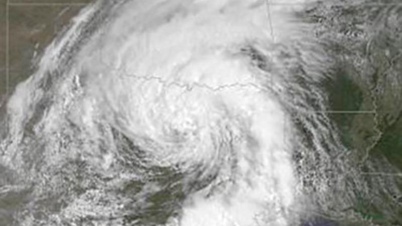 Storm Bill soaks an already soggy Texas