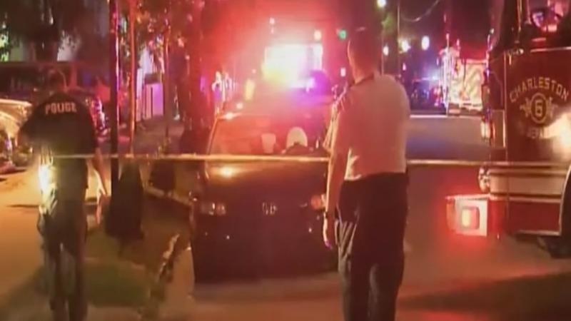 Nine dead in Charleston church shooting