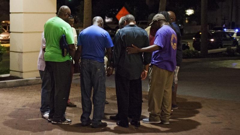 VERBATIM: Police chief on Charleston shooting