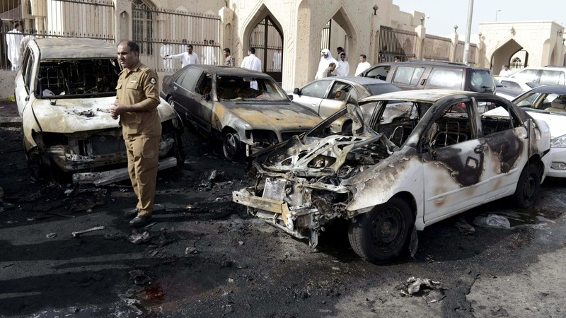 IS sleeper cells target Saudi Arabia