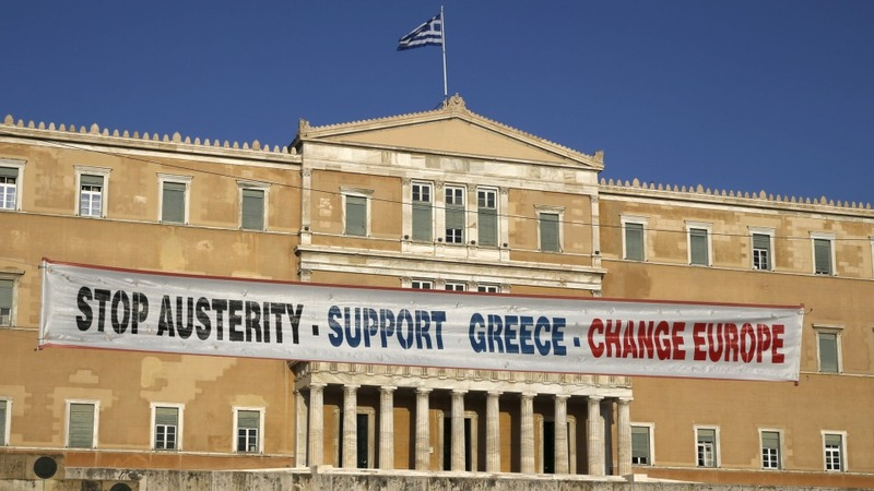 Greek debt talks end with no deal