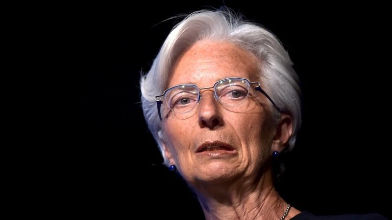 VERBATIM: Lagarde on Greek debt