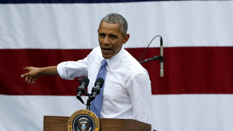 Obama trade agenda passes House on second try