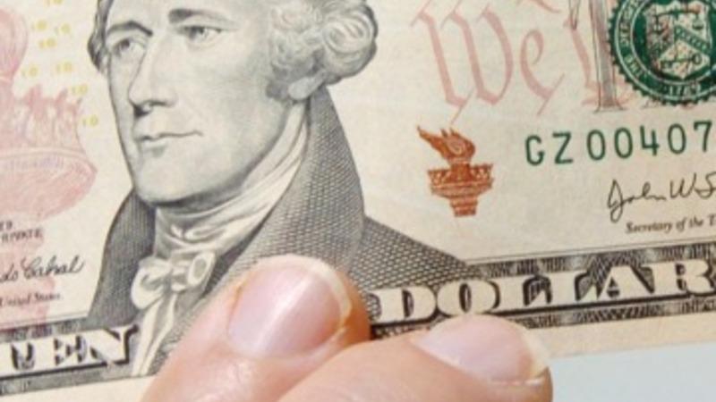 Ten dollar bill to feature a woman