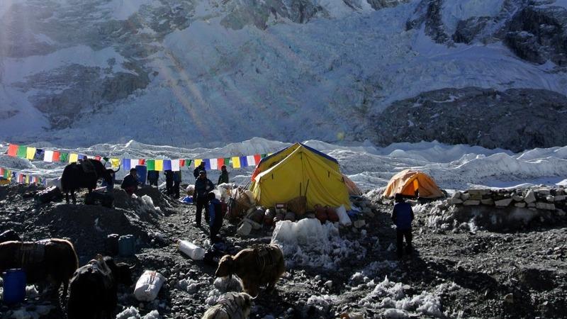 Monsoon misery threatens Nepal recovery