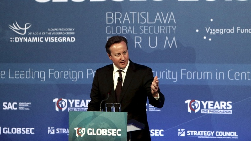 VERBATIM: Cameron on Muslim extremism