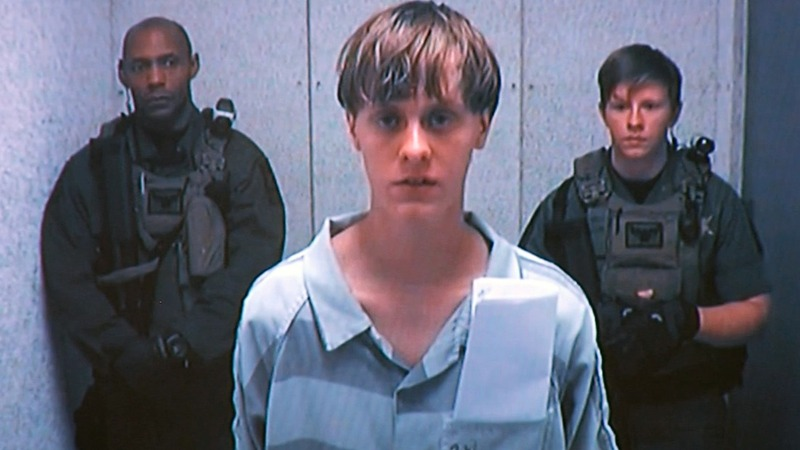 Alleged church shooter held without bail