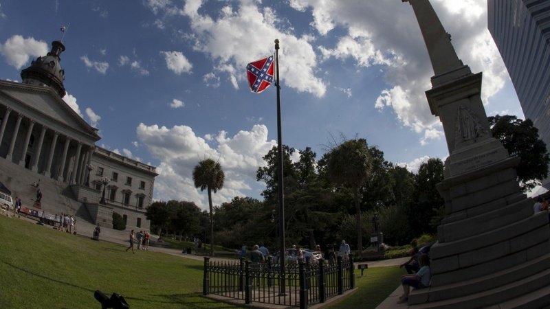"NAACP says rebel flag ""must come down"""