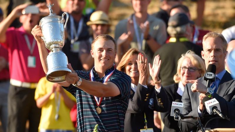 Spieth wins U.S. Open in dramatic style