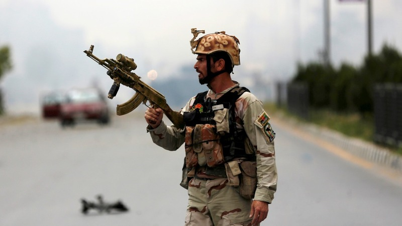 Police kill Afghan parliament attackers