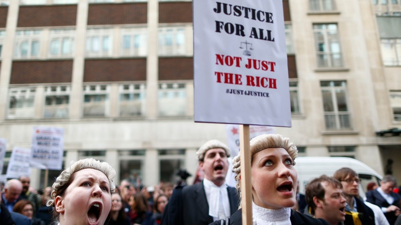 Gove to attack UK justice system