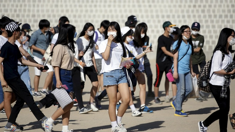 Samsung heir apologizes for spread of MERS