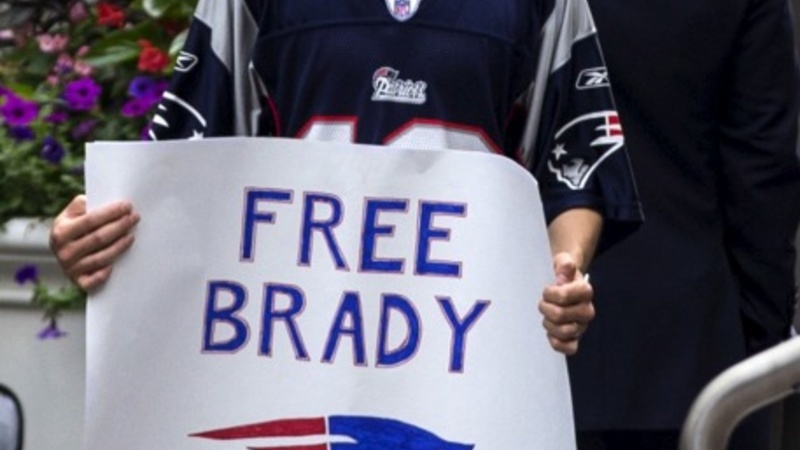 Brady starts quest to repeal 'Deflategate' ban