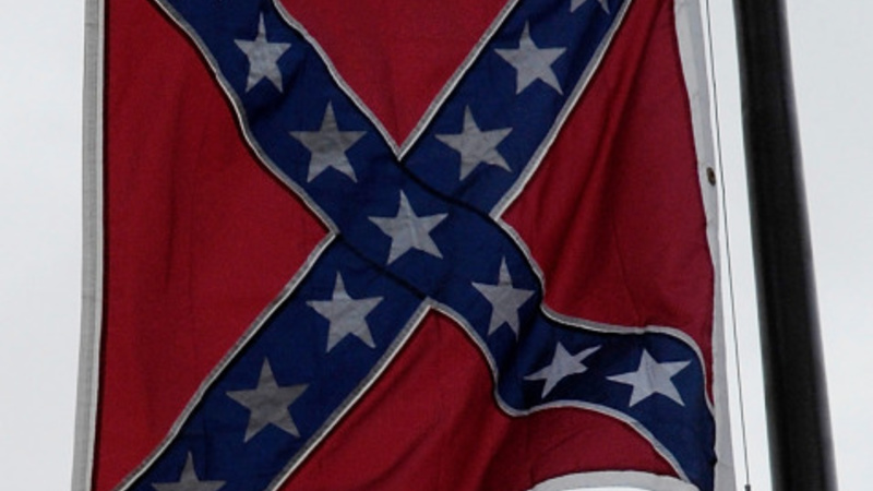 Retailers ban Confederate merchandise