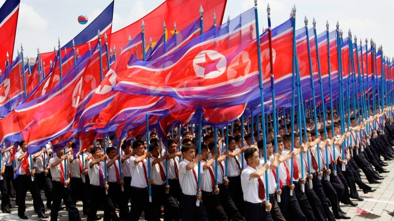North Korea sentences 'spies' to hard labor