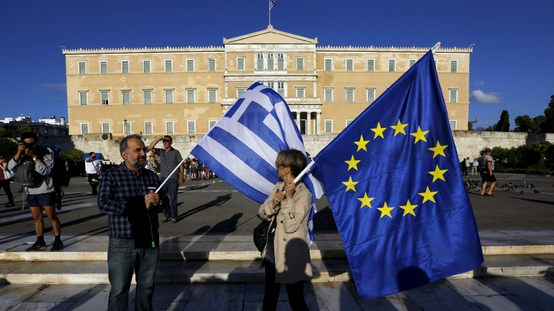 Debt relief key in Greek bailout talks