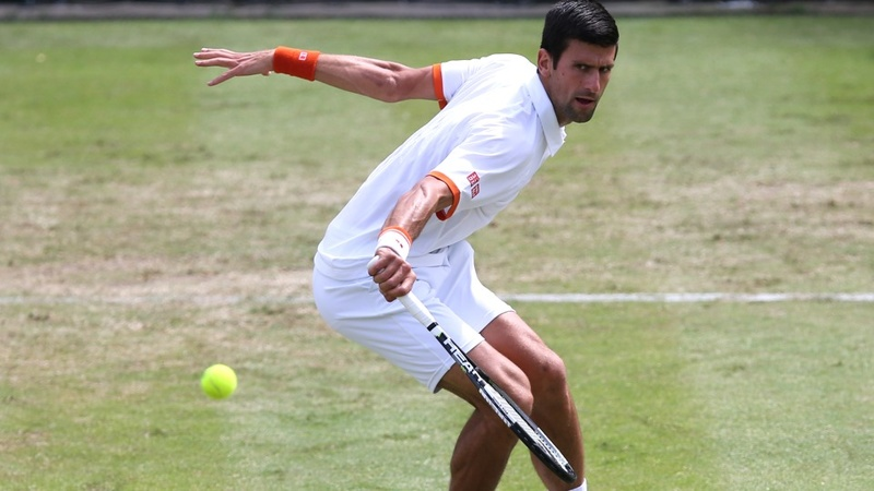 VERBATIM: Djokovic on defending Wimbledon