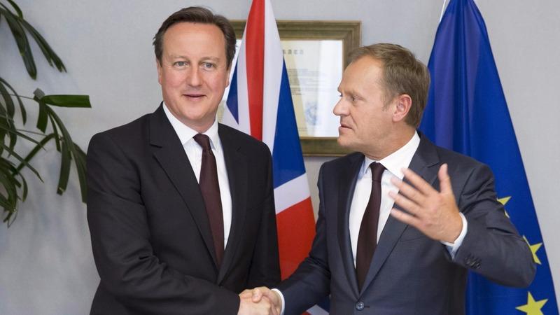 VERBATIM: EU Leaders on Britain in Europe