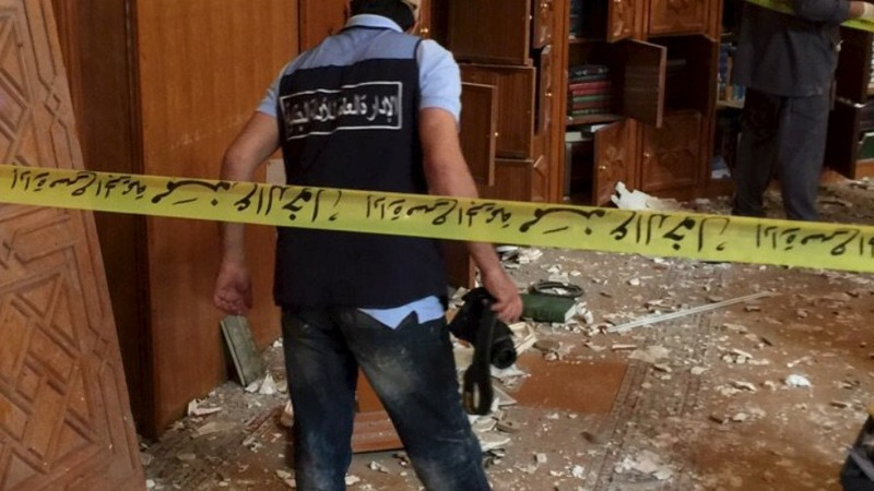 IS claims Kuwait mosque attack